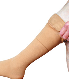 AVLC compression stockings